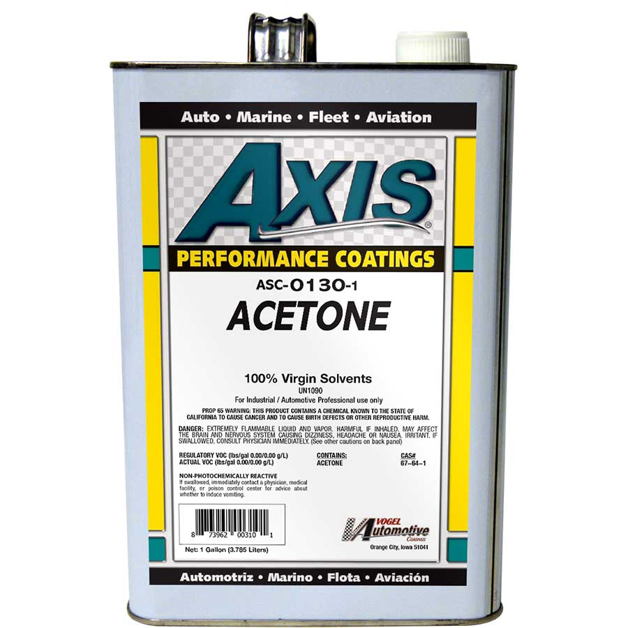 AXI-ASC0130-1 Acetone