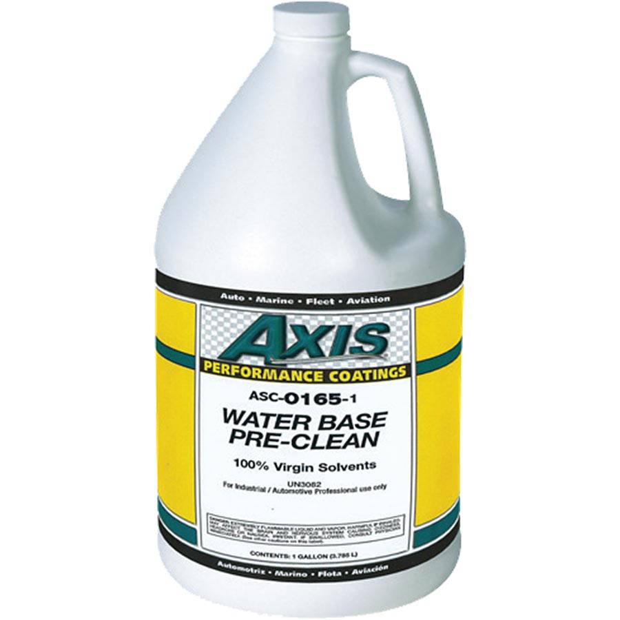 AXI-ASC0165-1 Water-Based Pre-Clean