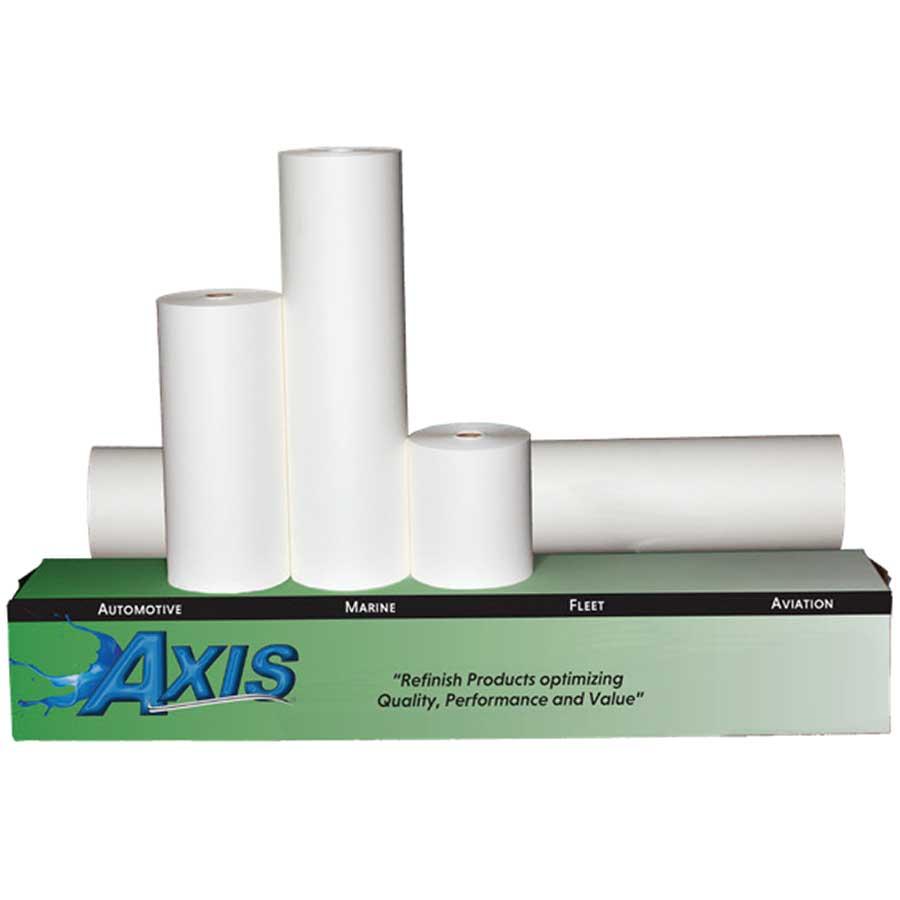 Axis Coatings White Masking Paper - AXI-AUM912, AXI-AUM918, AXI-AUM936