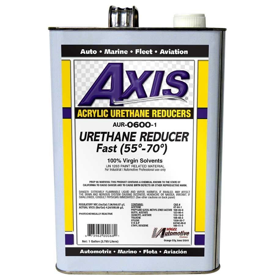 Axis Coatings Urethane Reducer