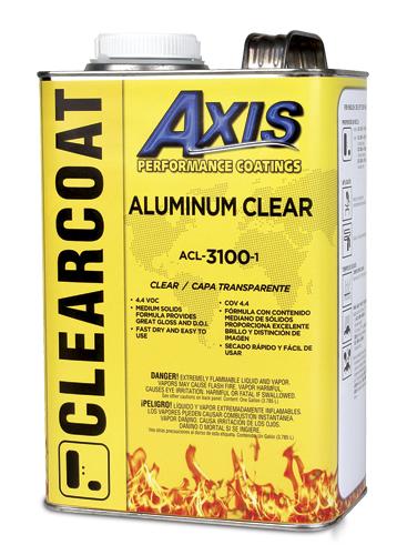 Aluminum-Clear