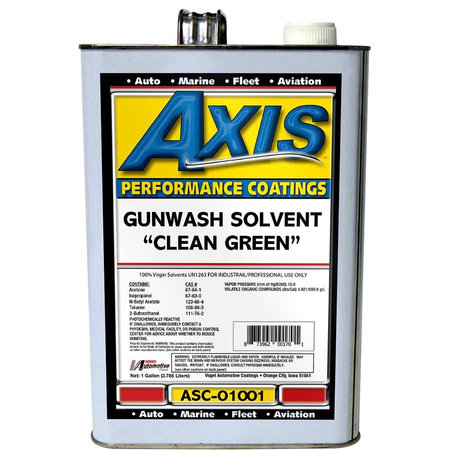 AXI-ASC0100-1 Gunwash Solvent