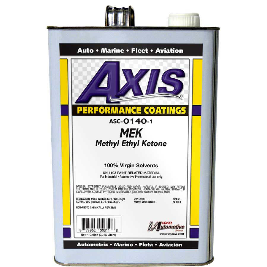 AXI-ASC0140-1 Methyl Ethyl Ketone