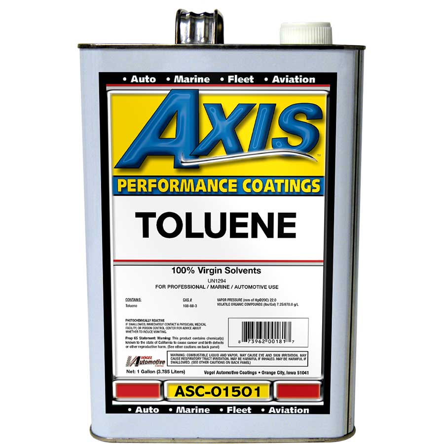 Axis Coatings Toluene - AXI-ASC0150-1